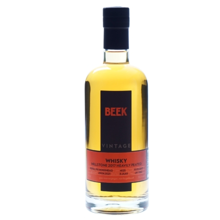 Beek Whisky Millstone 2017 Heavily Peated 70cl 51,2%