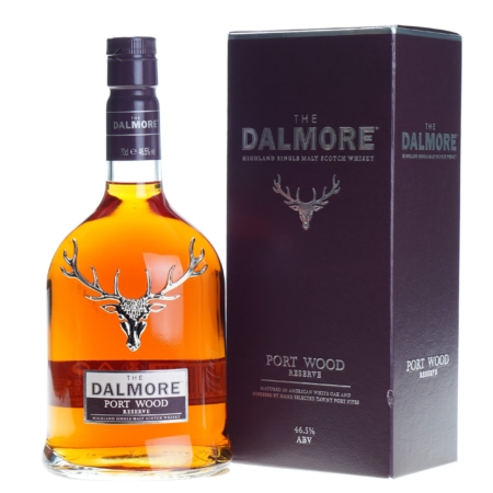 Dalmore Whisky Port Wood 70cl 46,5%
