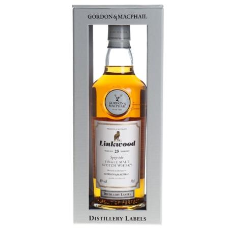 Gordon & Macphail Whisky Linkwood 25 Years 70cl 46%