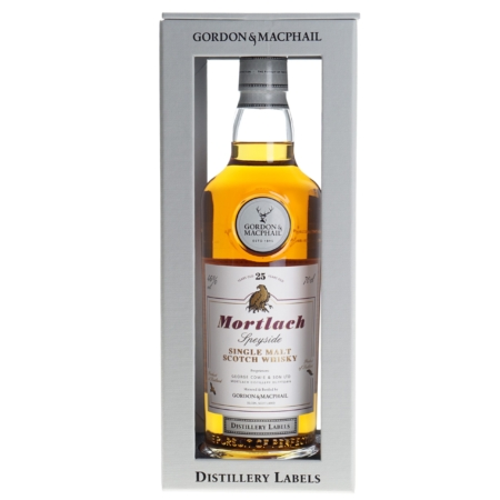 Gordon & Macphail Whisky Mortlach 25 Years 70cl 46%