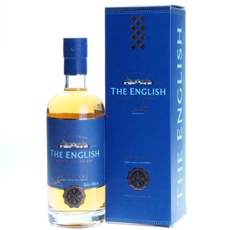 The English Whisky Company Original 70cl 43%