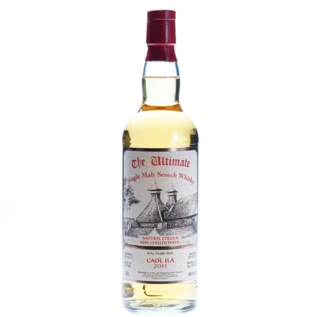Ultimate Whisky Caol Ila 9 Years 2011 70cl 46%