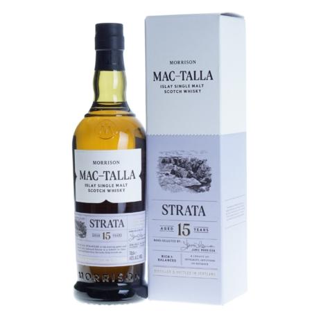 Mac-Talla Strata Whisky 15 Years 70cl 46%