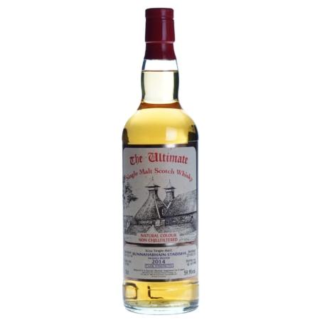 Ultimate Whisky Bunnahabhain-Staoisha Cask Strenght 6 Years 2014 59,9%