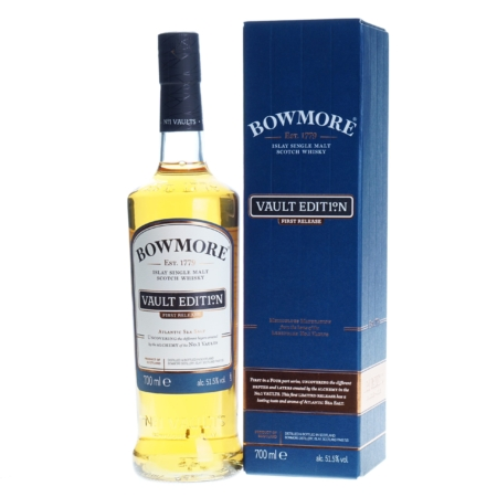 Bowmore Whisky Vault Edition No.1 70cl 51,5%