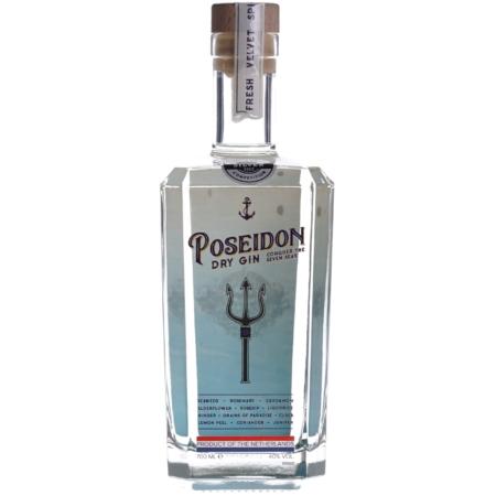 Poseidon Dry Gin 70cl