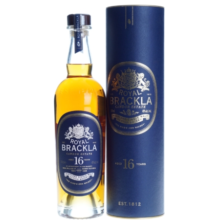 Royal Brackla Whisky 16 Years 70cl 40%
