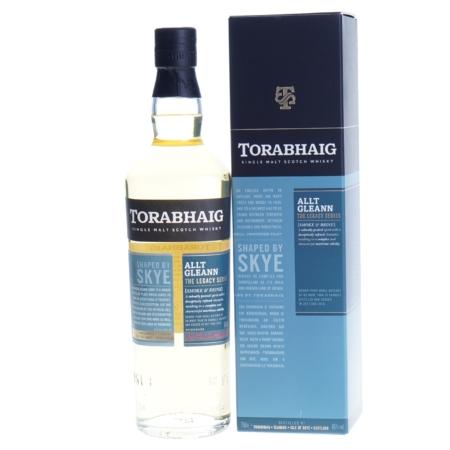 Torabhaigh Whisky Legacy 2nd Release Allt Gleann 70cl 46%