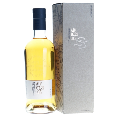 Ardnamurchan Whisky AD 07.21:05 70cl 46,8%