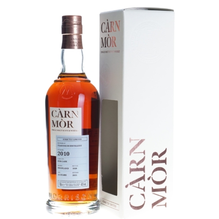 Carn Mor Whisky Teaninich 2010-2021 11 Years 70cl 47,5%