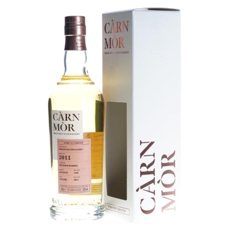 Carn Mor Whisky Linkwood 9 Years 2011-2021 70cl 47,5%