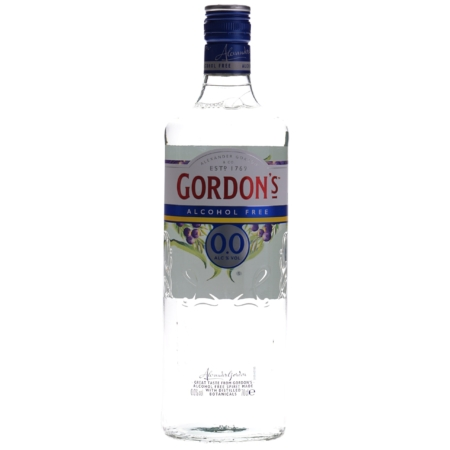 Gordon 0,0% Gin 70cl