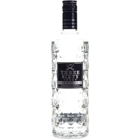 Three Sixty Vodka 70cl