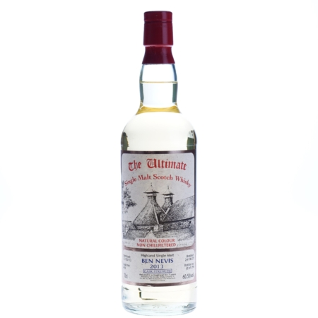Ultimate Whisky Ben Nevis 2013 Cask Strenght 7 Years 70cl 60,5%