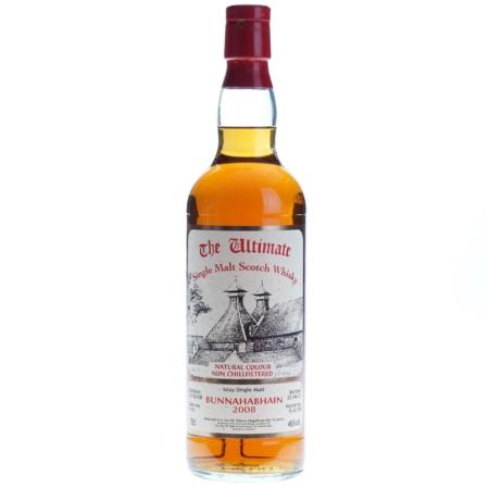 Ultimate Whisky Bunnahabhain 2008 13 Years 70cl 46%