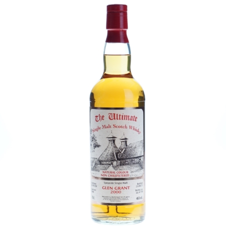 Ultimate Whisky Glen Grant 21 Years 2000 70cl 46%